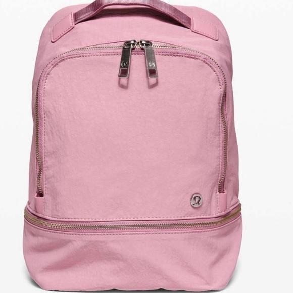 Lululemon mini backpack